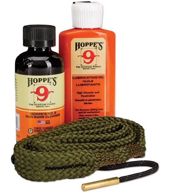 Kit de limpieza HOPPE'S para rifle - cal .30